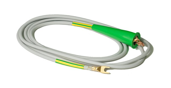 Model 812 Safety Ground Leads - Test Lead Series