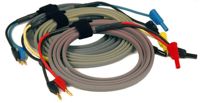 Test Leads Wire Test Lead Set Featuring a