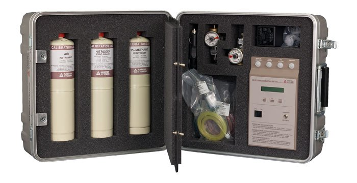 Oil And Gas Measuring Instruments : Model a combustible gas meter power measurement series
