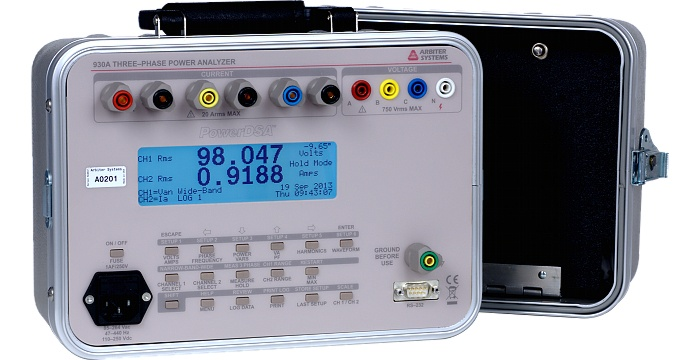 Model 930A Three Phase Power Analyzer - Power Measurement Series